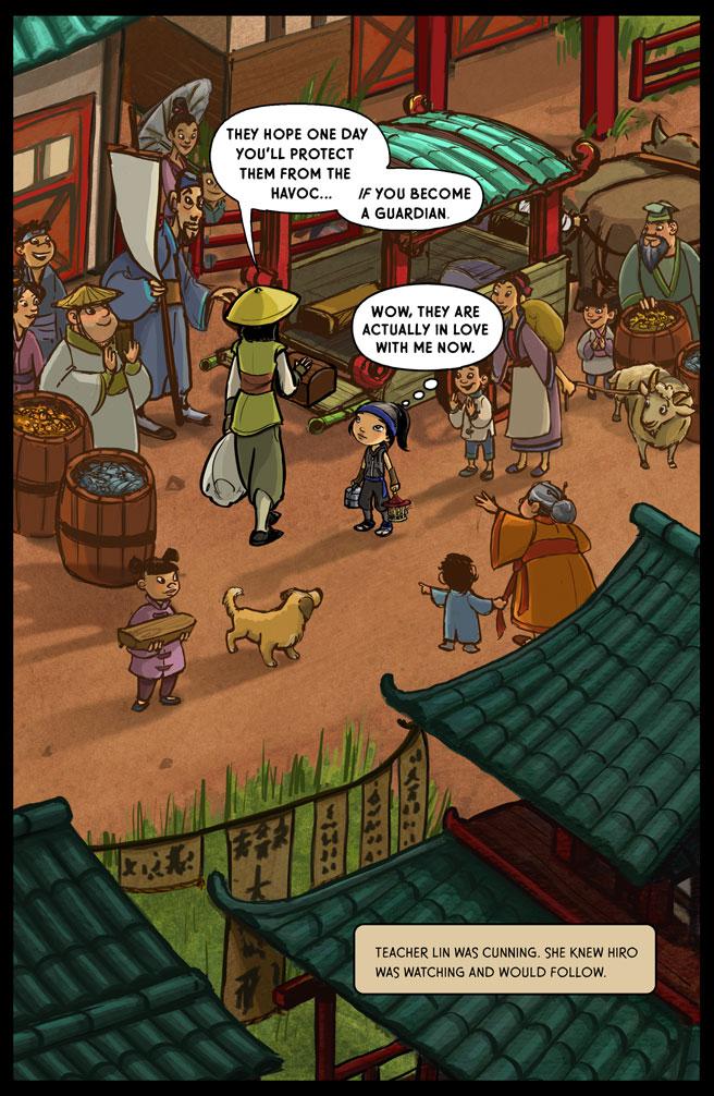 Story Guardians Digital Comics Vol-1 page-02