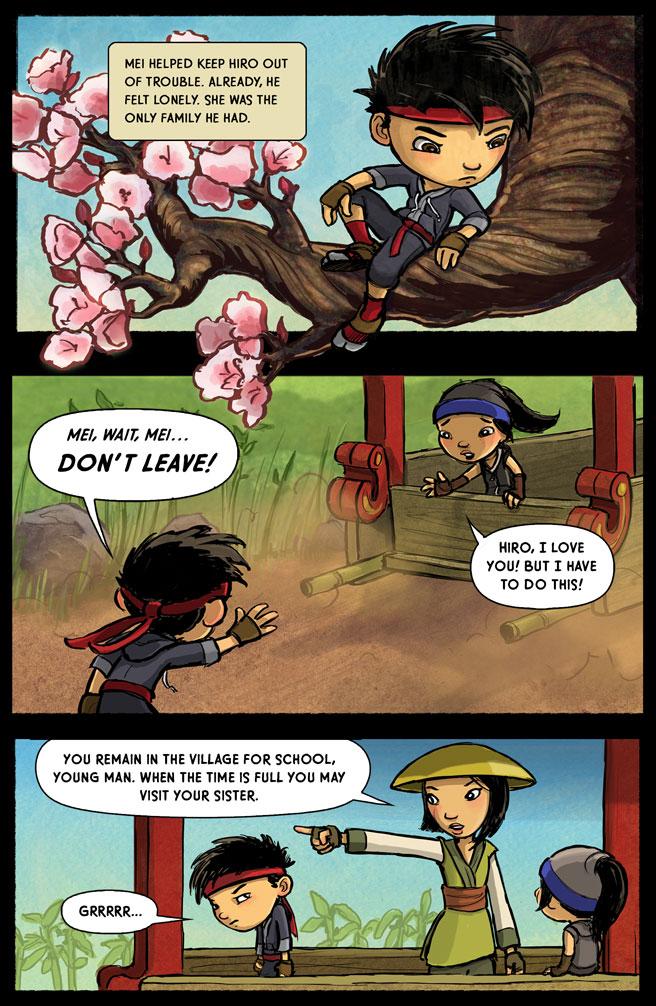 Story Guardians Digital Comics Vol-1 Page-03