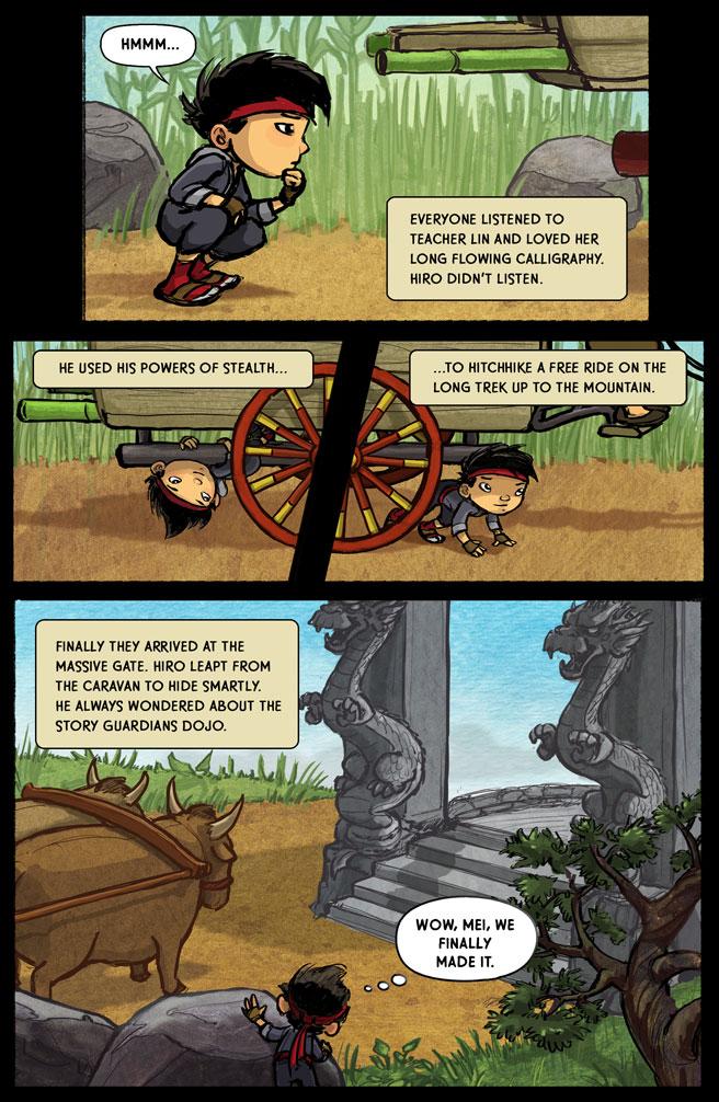 Story Guardians Digital Comics Vol-1 Page-04