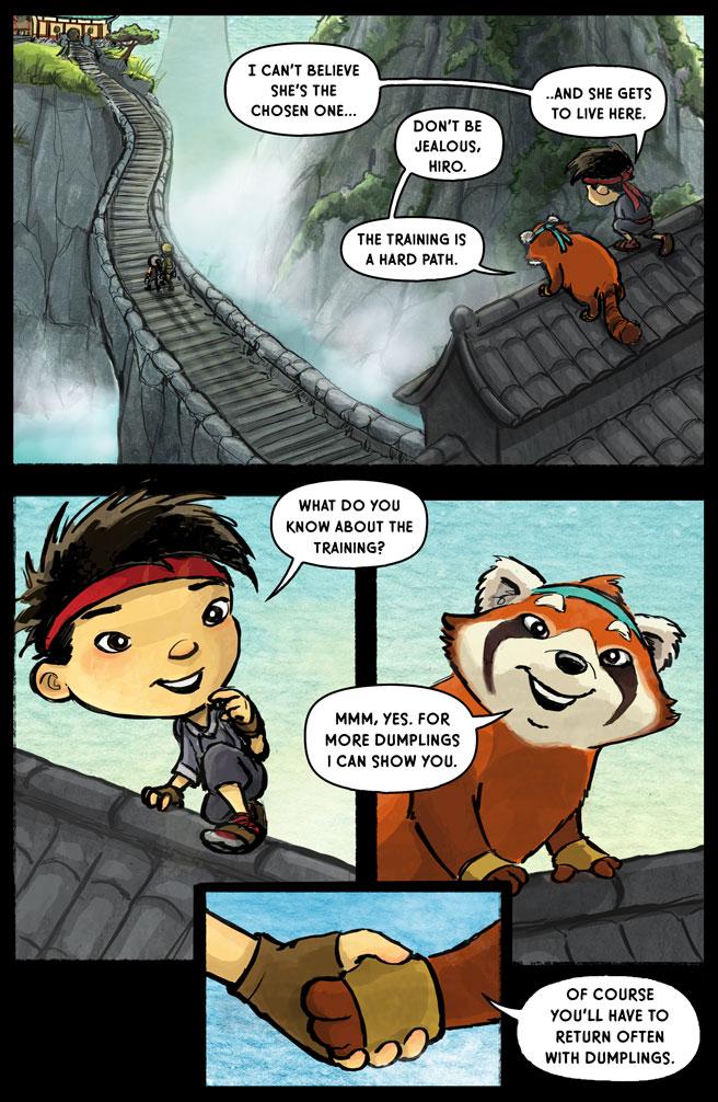 Story Guardians Digital Comics Vol-1 Page-09