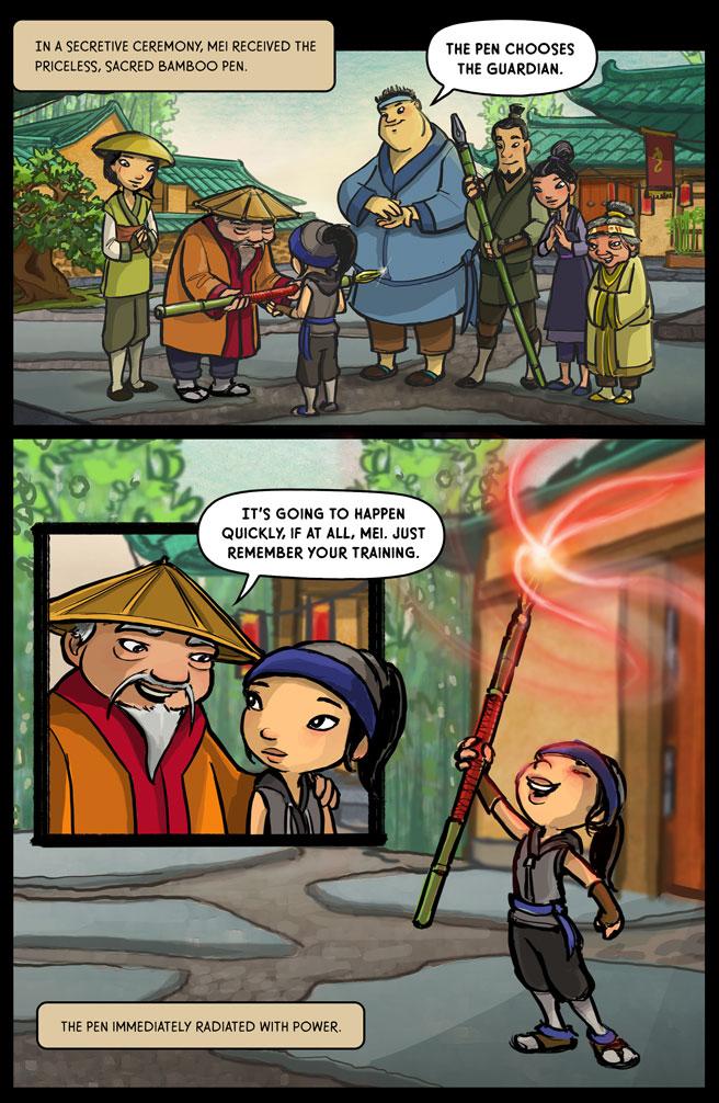 Story Guardians Digital Comics Vol-1 Page-15
