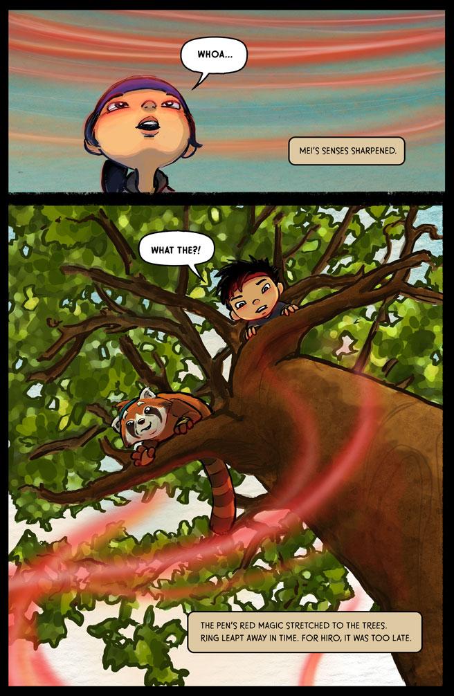 Story Guardians Digital Comics Vol-1 Page-16