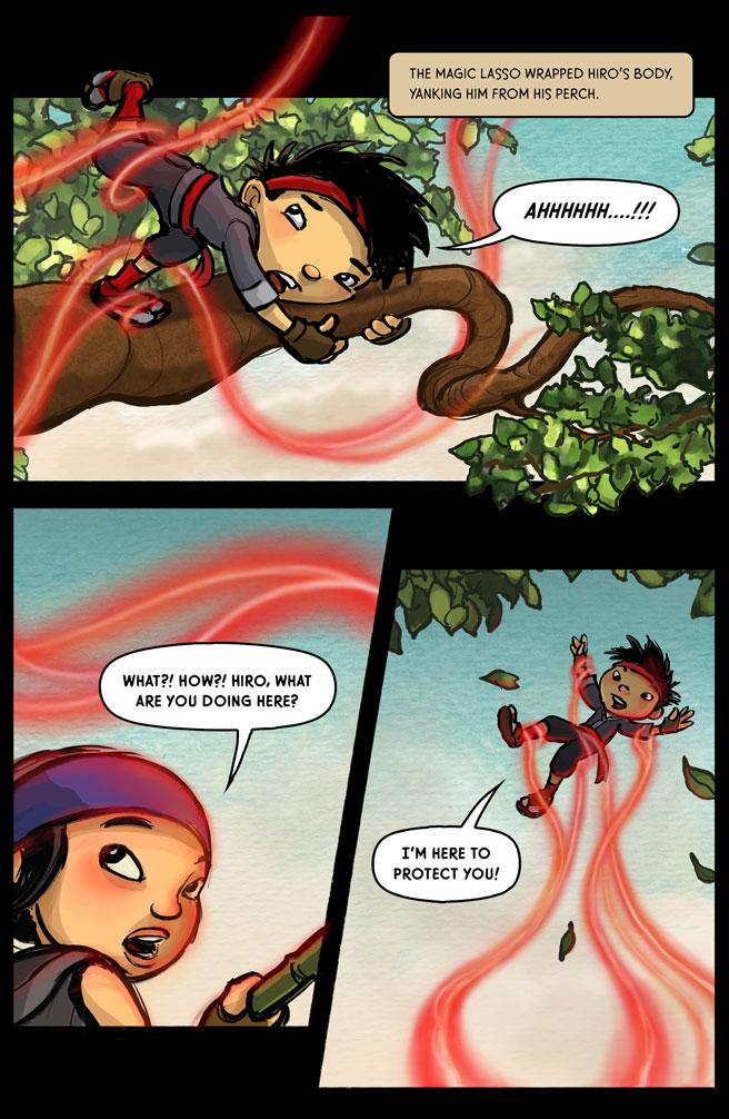 Story Guardians Digital Comics Vol-1 Page-17