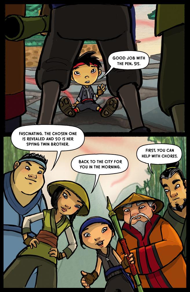 Story Guardians Digital Comics Vol-1 Page-18