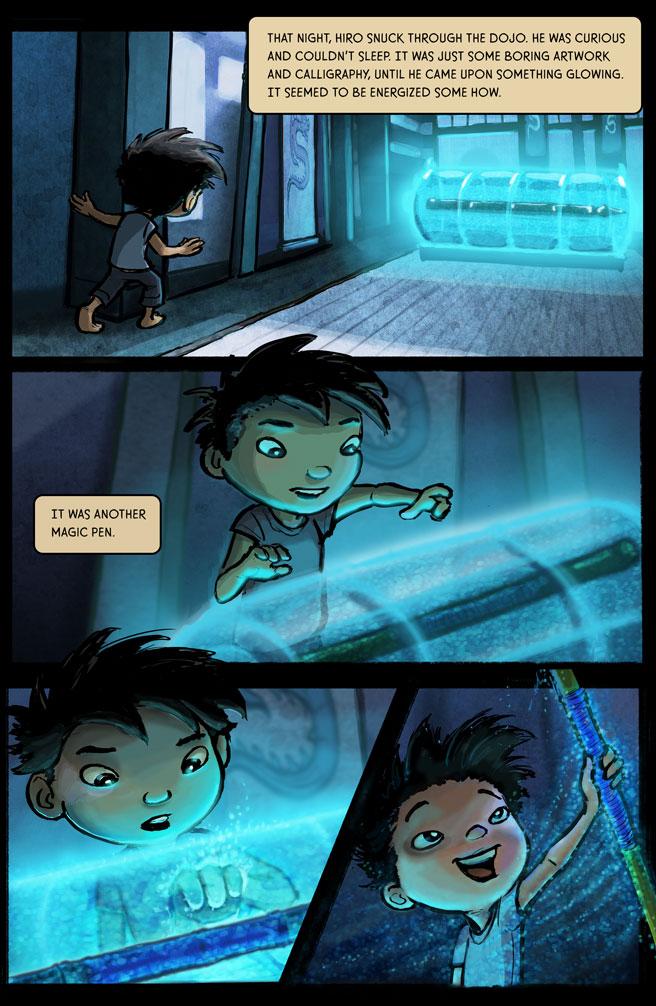 Story Guardians Digital Comics Vol-1 Page-19