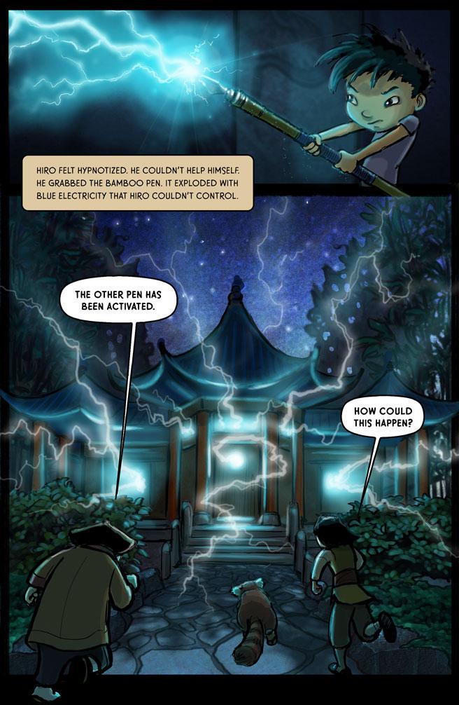 Story Guardians Digital Comics Vol-1 Page-20