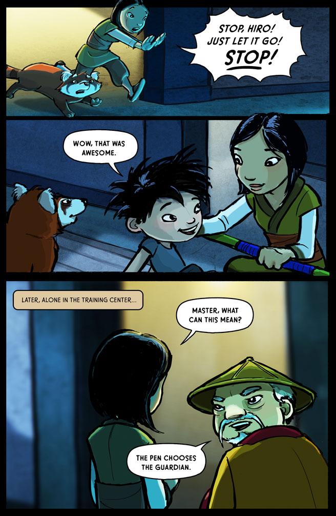 Story Guardians Digital Comics Vol-1 Page-21
